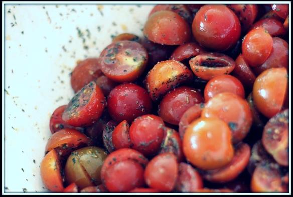 """""""Sol"""" tørret tomater"""